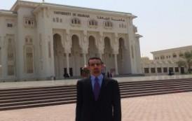 مؤسسة بريطانية تختار الدكتور ليث عبد الحسن ضمن افضل 2000 عالم في القرن الحالي