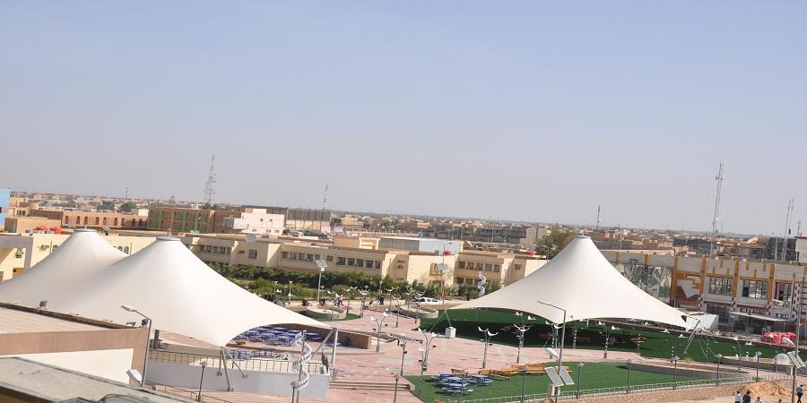 جامعة المثنى تستقبل العام الدراسي بحلة جديدة