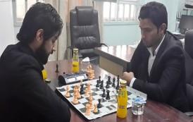 بطولة للشطرنج في كلية التربية الاساسية
