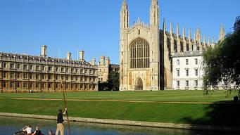 توقيع اتفاقية تعاون جامعة المثنى مع جامعة كامبردج البريطانية University of Cambridge