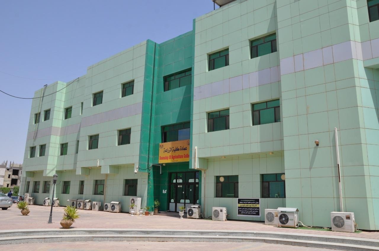 كلية الزراعة / جامعة المثنى تجري ابحاث على غزلان الآيل الاوربي