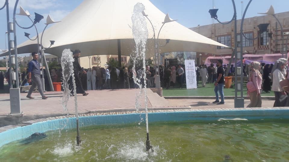 اعلان /  جامعة المثنى تعلن اسماء المترشحين إلى نهائي مسابقة شاعر الجامعة
