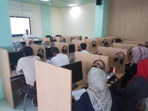 اختتام دورة طرائق التدريس في مركز التعليم المستمر في جامعة المثنى