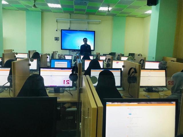 استمرار اقامة دورات كفاءة اللغة الانكليزية وكفاءة الحاسوب في جامعة المثنى للطلبة الراغبين للتقديم الى الدراسات العليا