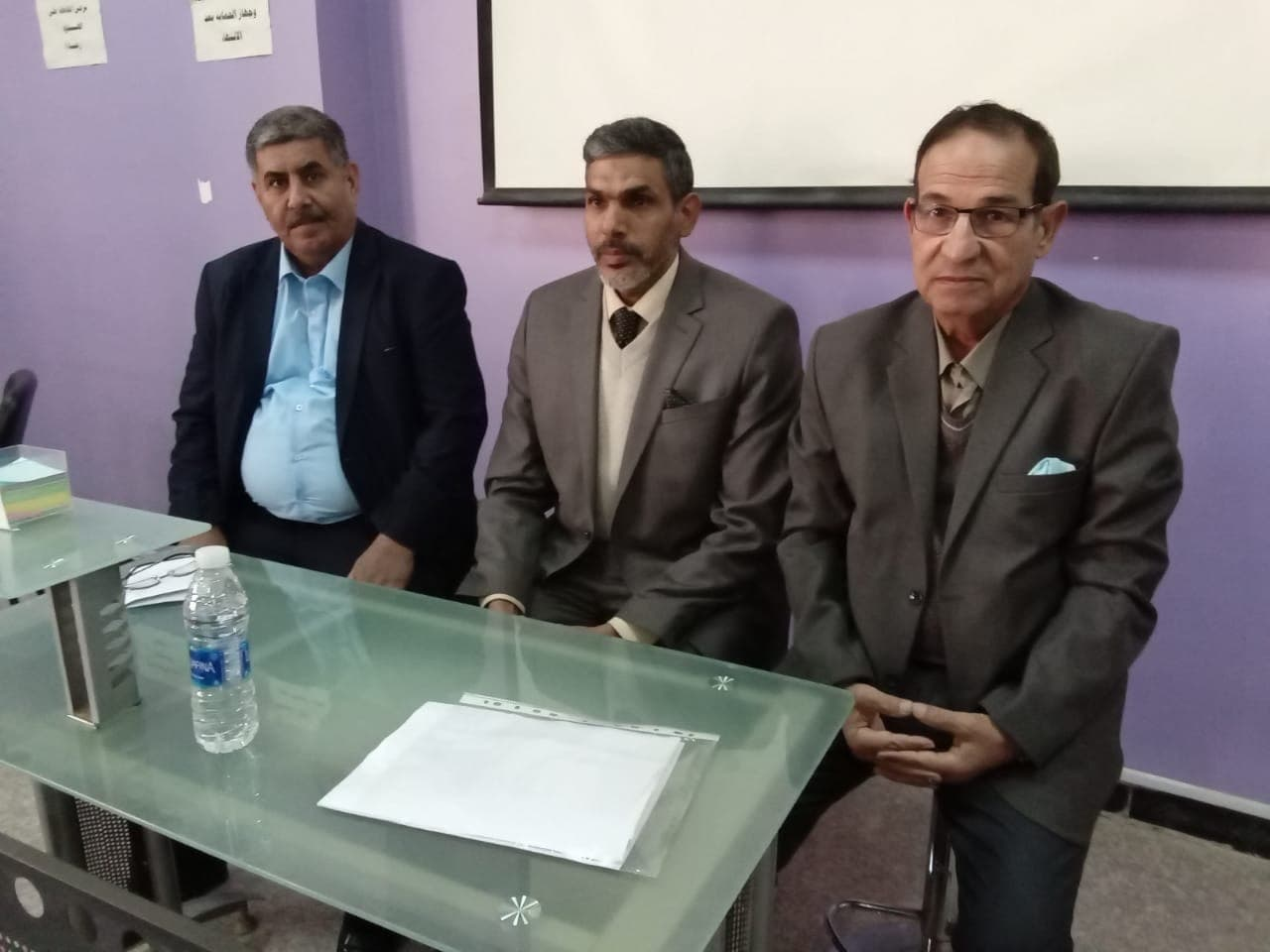 جامعة المثنى تنظم ندوة بمناسبة الذكرى المائة لتأسيس الجيش العراقي