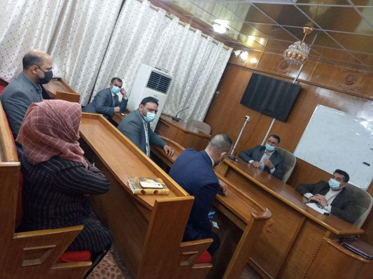 جامعة المثنى تنظم حلقة نقاشية حول الحركة العلمية في المشرق الاسلامي