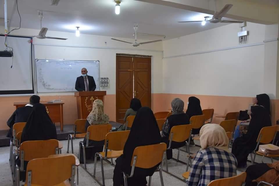 مجلس جامعة المثنى يعقد اجتماعه الثاني عشر