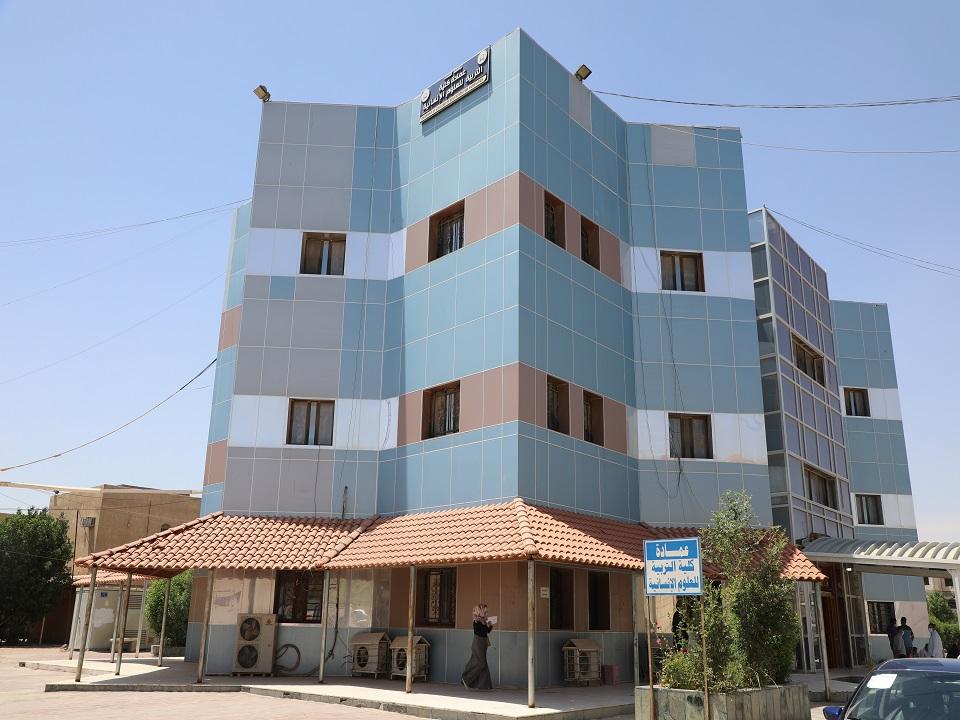 جامعة المثنى تنظم ورشة عمل عن اللغة العربية ومسارات التنمية الاقتصادية