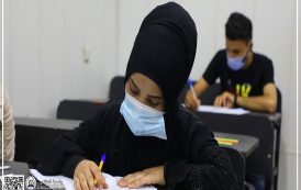 جامعة المثنى تواصل امتحاناتها للدور الثاني